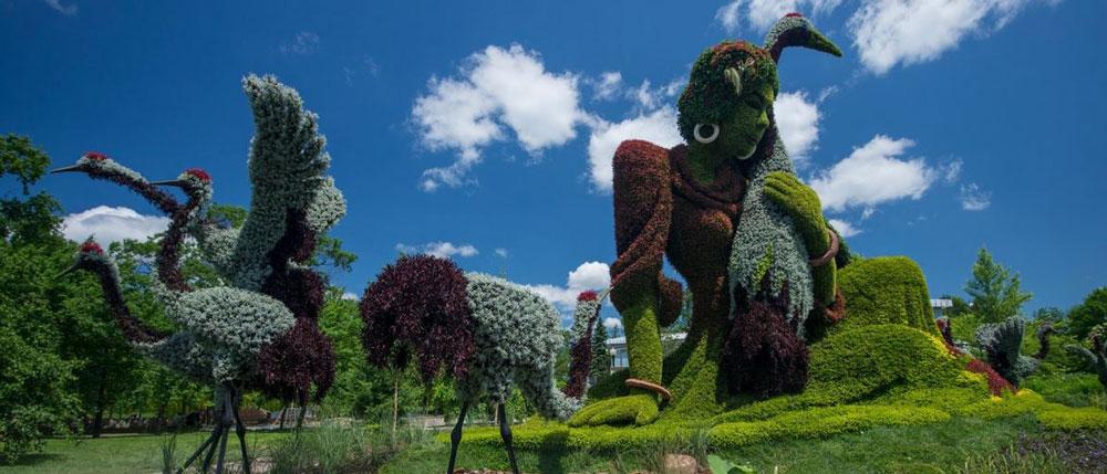 ... Montreal Botanical Garden Canada ...