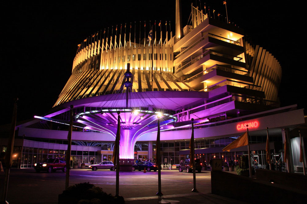 Montreal Casino Address