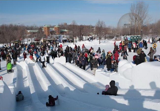 Fête des Neiges de Montréal