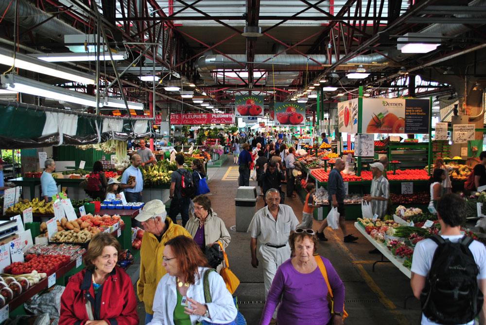 Jean talon market march jean talon montreal travel guide for Meubles montreal jean talon