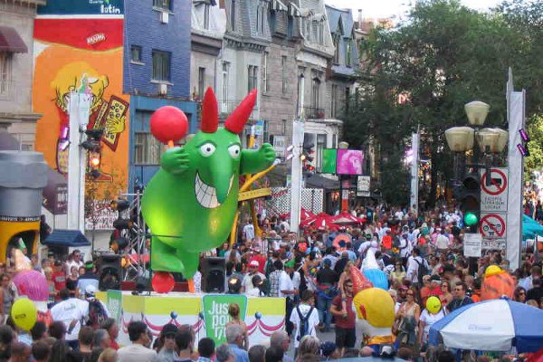 Montreal Just For Laughs Festival
