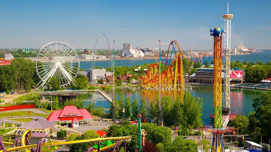 Montreal Island Amusement Park