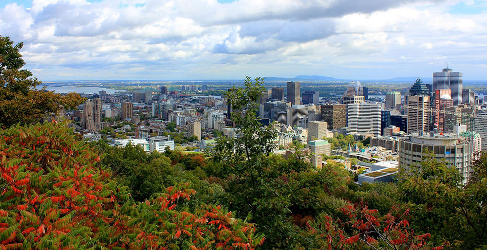 montreal-mount-royal-view