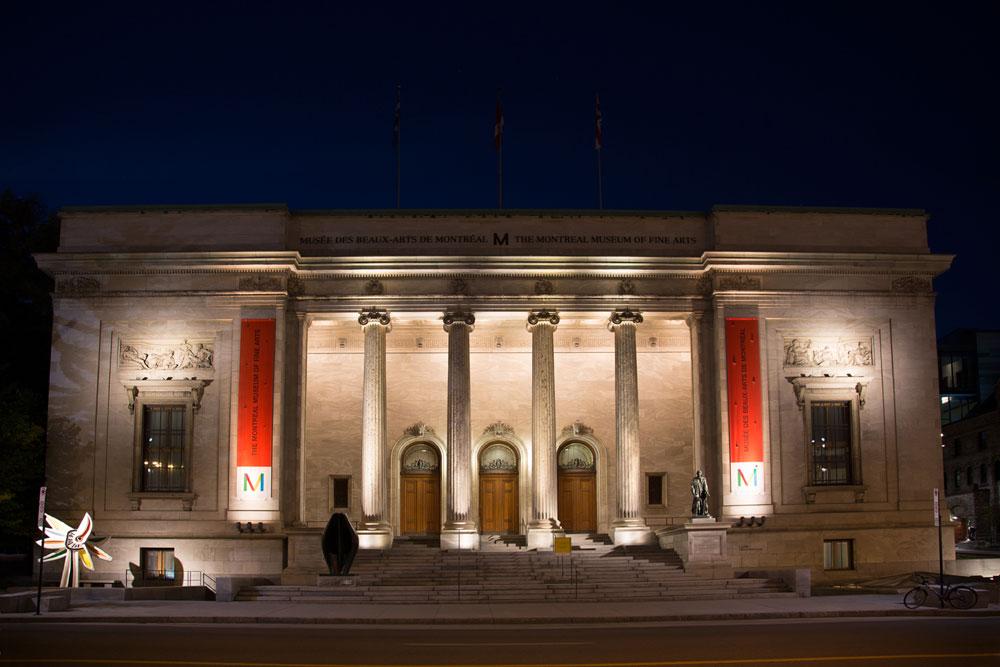 montreal-museum-of-fine-arts-night
