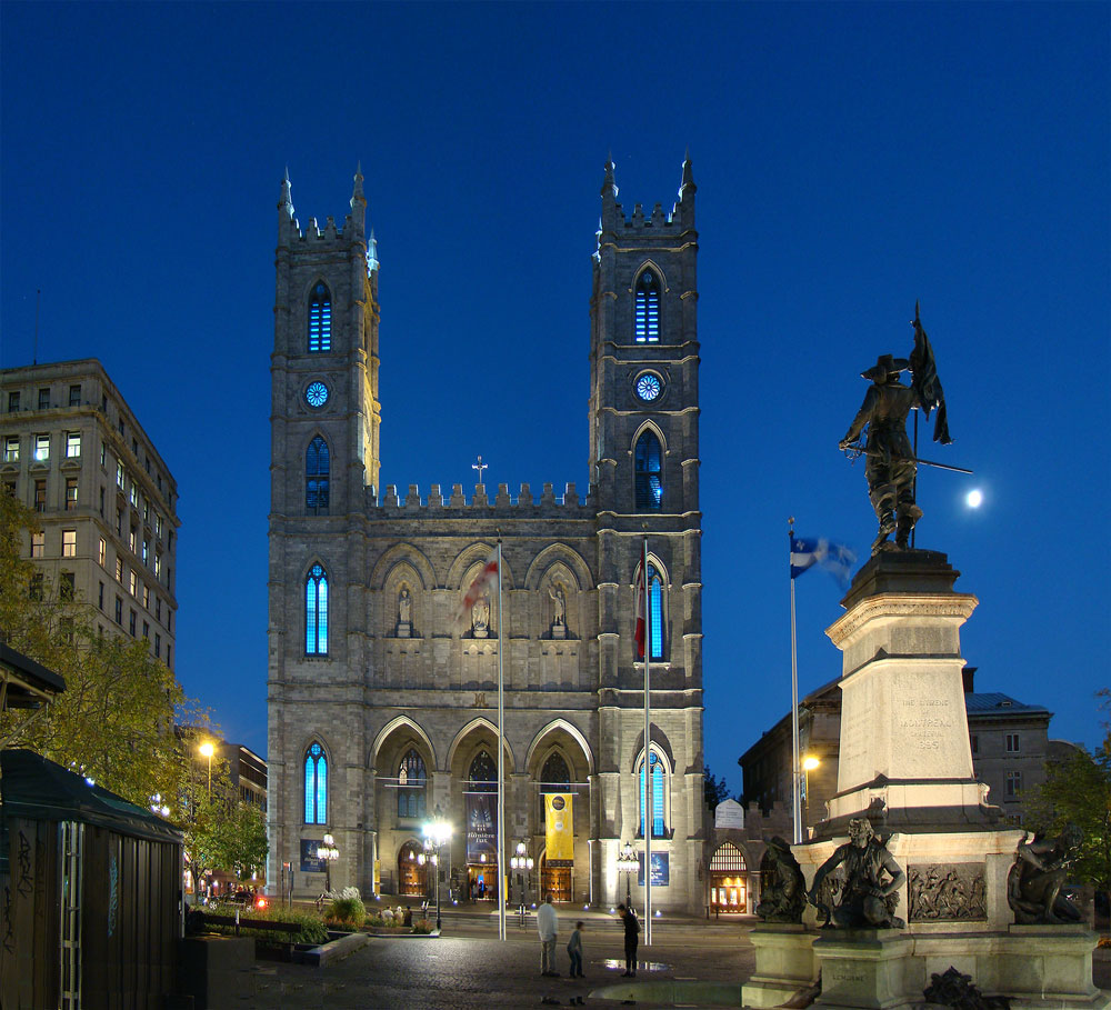 montreal-notre-dame-basilica-at-night
