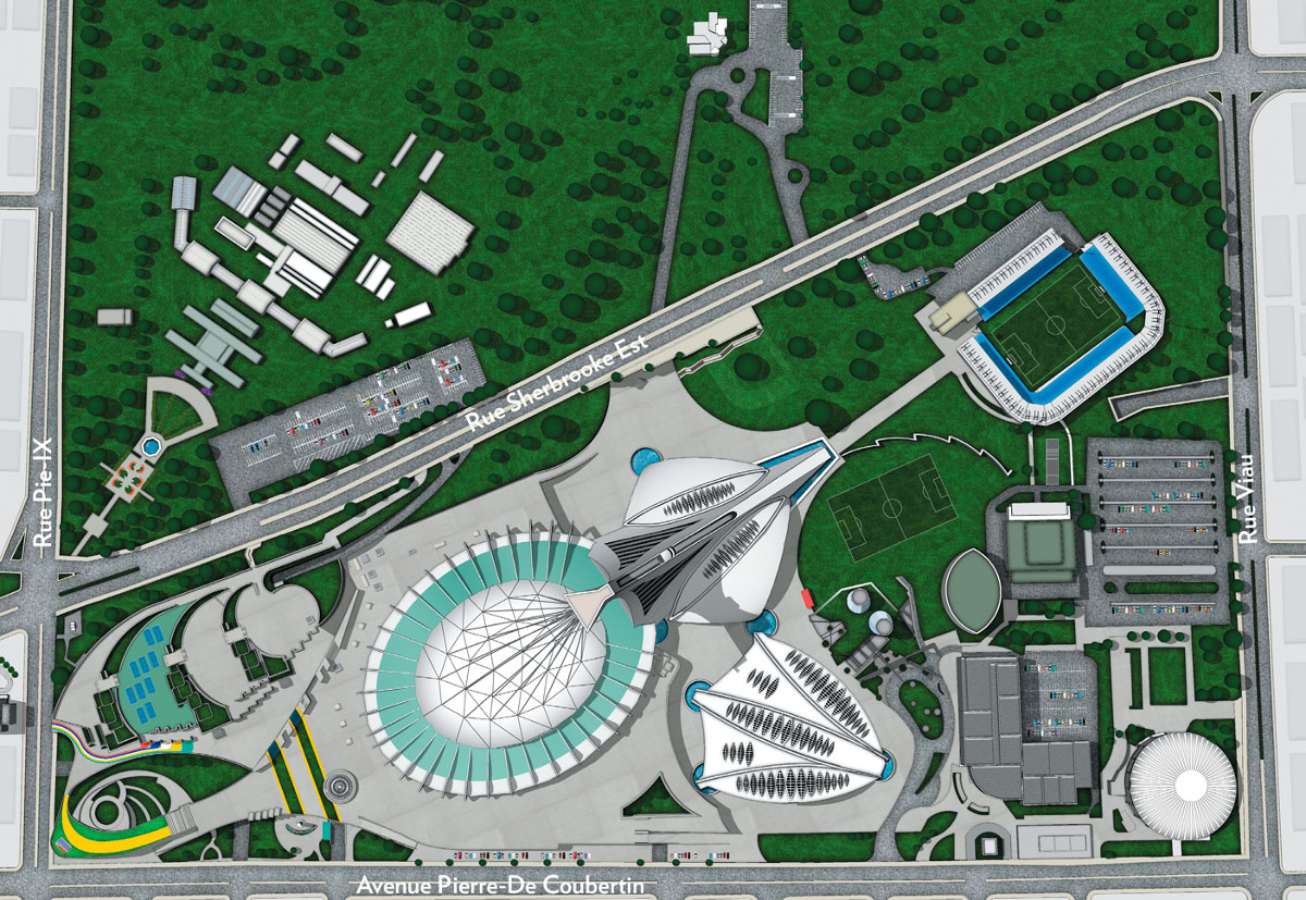montreal-parc-olympique-map