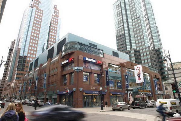 Place Montréal Trust