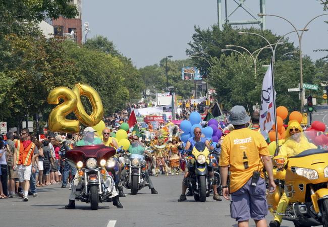 Montreal Pride Celebrations