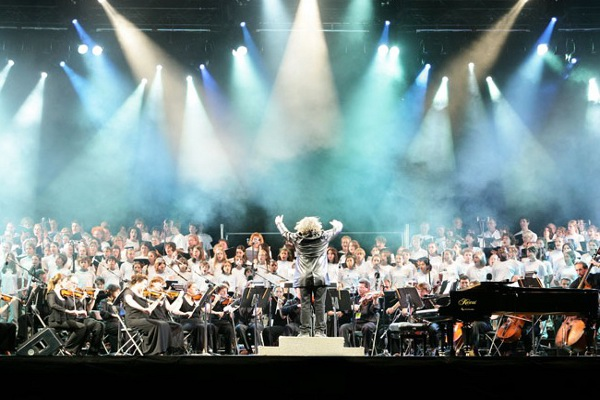 World Choral Festival (Le Mondial Choral Loto-Quebec)