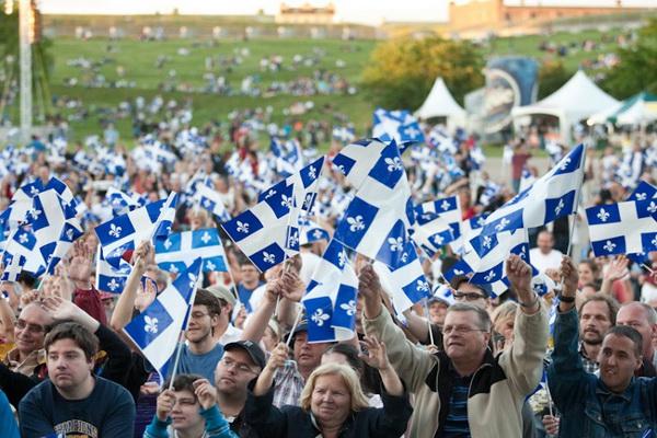 Fête nationale du Québec à Montréal